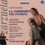 Zorozábal: La Tabernera del Puerto (CD)
