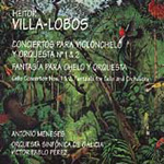 Villa-Lobos: Cello Concertos Nos 1 & 2; Fantasia (CD)