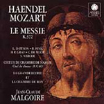 Handel (arr Mozart): Messiah (CD)