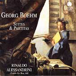 G. Böhm: Suites and Partitas (CD)