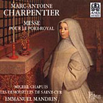 M.A.Charpentier: Messe pour le Port Royal (CD)