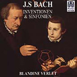 Bach: Invention and Sinfonies (CD)