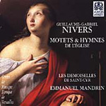 Nivers: Motets & Hymnes de l'Eglise (CD)