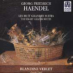 Handel: Keyboard Suites (CD)