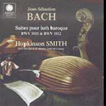 Bach: Cello Suites (arr. Lute) (CD)