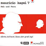 Mauricio Kagel 7 (CD)