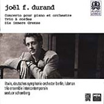 Durand: Orchestral & Chamber Works (CD)