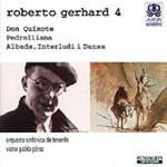 Gerhard: Orchestral Works (CD)