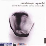 Dusapin: Requiem(s) (CD)