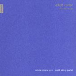 Carter - Chamber Music (CD)