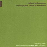 Produktbilde for Helmut Lachenmann, Volume 1 (CD)