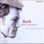 Bach: English Suites (CD)