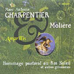 Charpentier: A pastural tribute to the Sun King (CD)