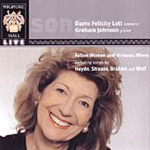 Dame Felicity Lott - Song Recital (CD)