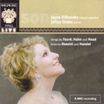 Joyce DiDonato - Songs and Arias (CD)