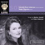 Lorraine Hunt Lieberson - Song Recital (CD)