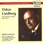 Oskar Lindberg: Complete works for Organ (CD)