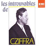 György Cziffra: Recital (Part 1) (CD)