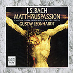 Bach: St Matthew Passion (CD)