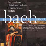 Bach: Passions; Christmas Oratorio; Motets (CD)
