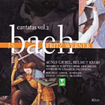 Bach: Cantatas, Vol 2 (CD)