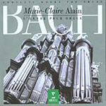 Bach: Complete Works For Organ (CD)