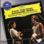 Franck: Violin Sonata (CD)