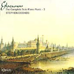 Glazunov: Complete Piano Works, Vol. 2 (CD)