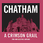A Crimson Grail For 400 Electric Guitars (CD)
