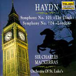 Produktbilde for Haydn: Symphonies Nos 101 & 104 (UK-import) (CD)