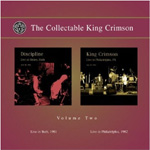 The Collectable King Crimson Vol. 2 (2CD)