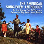 The American Song-Poem Anthology (CD)