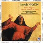 Handel: Salve Regina; Concertos; Organ Pieces (CD)