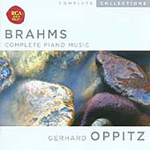 Brahms: Complete Piano Works (CD)