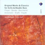 Original Works and Classics for Cello & Double Bass (2CD)