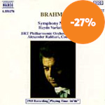 Produktbilde for Brahms: Orchestral Works (CD)