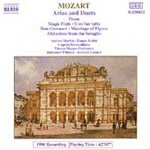 Mozart: Arias and Duets (CD)