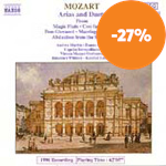Produktbilde for Mozart: Arias and Duets (CD)