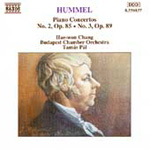 Hummel: Piano Concertos Op 85 and 89 (CD)