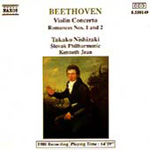 Beethoven: Works for Violin and Orchestra (CD)