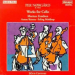 Norgård: Works for Cello (CD)