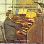 Sandvold: Organ Music (CD)