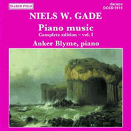 Gade: Piano Works, Vol. 3 (CD)