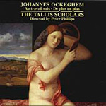 Ockeghem: Masses (CD)