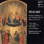 Mozart: Sacred Choral Works (CD)