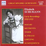 Elisabeth Schumann - Early Recordings 1915-1923 (CD)
