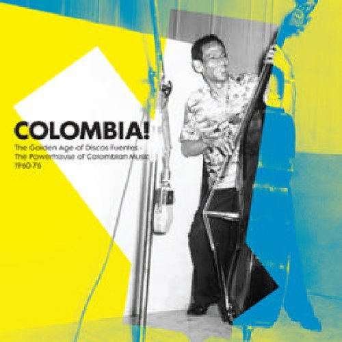 Colombia! - The Golden Years Of Discos Fuentes (1960-1976) (CD)