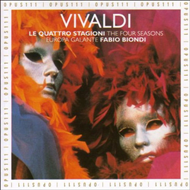 Vivaldi: The Four Seasons (Manchester Version) (CD)