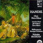 Handel: Clori, Tirsi e Fileno (CD)