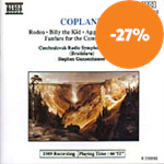 Copland: Rodeo (CD)